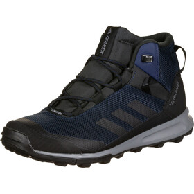adidas TERREX Tivid ClimaProof Chaussures outdoor mi-hautes Homme, navy